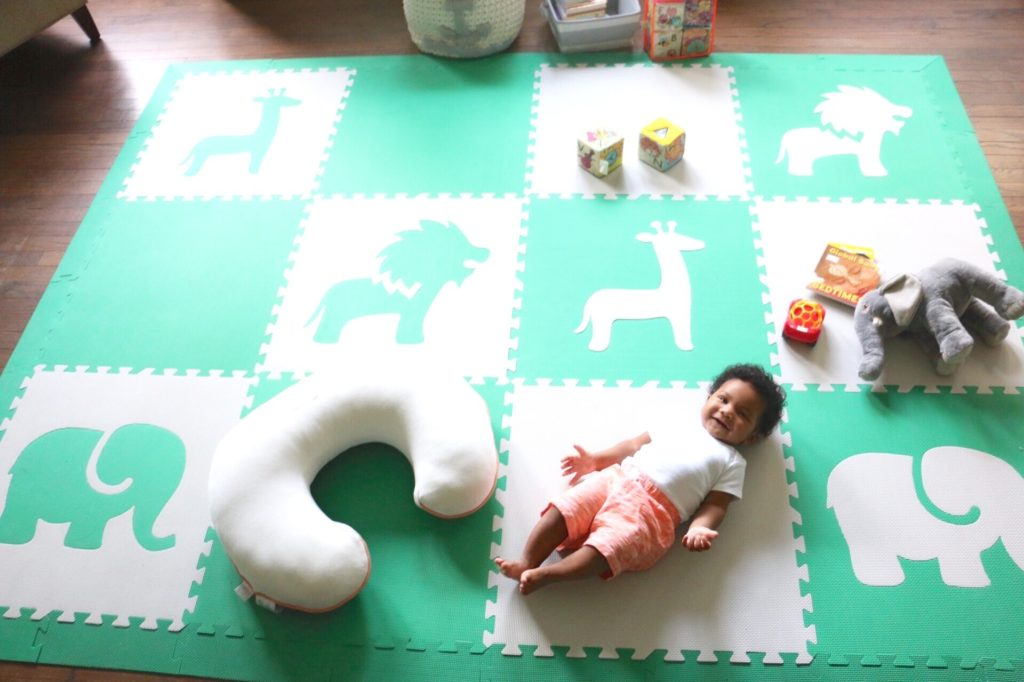 playroom playmat by Softtiles