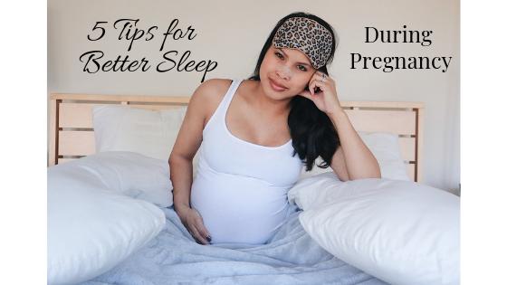 better sleep during pregnancy