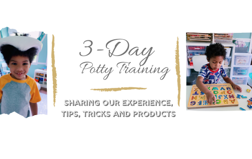 3-day potty training method