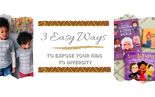 kids diversity toys books